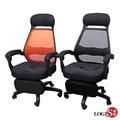 促銷~LOGIS-邁巴赫坐臥兩用辦公椅 電腦椅 主管椅 賽車椅 電競椅【B583Z】