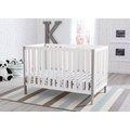【獨家進口美國原裝】米洛三合一嬰兒床 附贈【美國原裝席夢思】(SIMMONS KIDS)嬰兒床墊