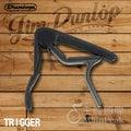【全館滿千9折】美國 Dunlop TIGGER 民謠吉他 電吉他 快速移調夾 夾式 航空鋁質金屬 黑色 83CB