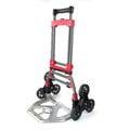 伊利諾 鐵製折疊六輪手推車 H-0047