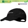 《綠野山房》Montane 英國 SP山脊GT-A防水透氣棒球帽 Spine Cap GTX 防水透氣帽 防水帽 健行 運動 登山 黑 HSPCA-BLA
