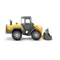 傑仲(有發票) 博蘭 公司貨 WIKING Wheel loader (Liebherr) 065108 HO