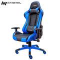 B.Friend GC03 電競專用椅 電競椅 賽車椅 - 黑藍(本產品為DIY 自行組裝產品)