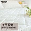 床包式保潔墊 單人3.5*6.2尺台灣製 抗菌透氣/民宿租屋/嬰兒寵物尿布床墊