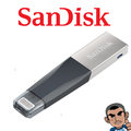 超取免運費 SanDisk iXpand Mini Flash Drive 32GB 32G 3.0 快閃隨身碟 ( IOS OTG SDIX40N-032G適用 iPhone 及 iPad ) 公司..