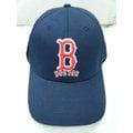 新莊新太陽 MLB 美國職棒 大聯盟 5732010-580 波士頓 紅襪隊 可調式 棒球帽 球迷帽 深藍 特450