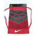 新莊新太陽 NIKE VAPOR BA5250-657 健身袋 背包 手套袋 鞋袋 束口袋 紅黑 特520