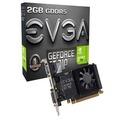 【綠蔭-全店免運】艾維克 EVGA GT710 2GB DDR5 LP 64Bit PCI-E 圖形加速卡