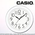 CASIO手錶專賣店 國隆 CASIO_IQ-01S-7D 大型數字掛鐘 簡約設計 塑膠材質