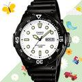 CASIO 手錶專賣店 國隆 MRW-200H-7E 防水100米 造型指針男錶