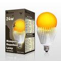 【民權橋電子】Seventeam七盟 ST-L024-RY1 24W LED 驅蚊燈泡燈泡