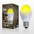 【民權橋電子】Seventeam七盟 ST-L011-YG1 11W LED 驅蠅燈泡