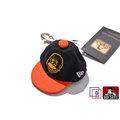 【Brand T】免運 BEN DAVIS X NEW ERA KEY CHAIN 猿人*聯名*棒球帽*吊飾*鑰匙圈 / BDY-9408-01