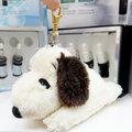 史努比吊飾伸縮票卡夾票卡套玩偶絨毛娃娃號限定趴姿105097通販部