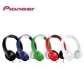 Pioneer 先鋒 輕巧折疊耳罩式耳機 SE-MJ503