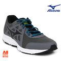 【Mizuno美津濃】【全方位運動戶外館】男款慢跑鞋 MIZUNO SPARK 2一般型-灰色 (K1GA170309)