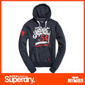 【SuperDry】DOUBLE DROP ACCLAIMED HOODIE 極度乾燥 連帽外套