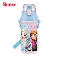 Skater直飲冷水壺 (480ml) 冰雪奇緣-Snow