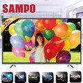 【原廠面板及全機三年保固+視訊盒】SAMPO 聲寶32型低藍光系列LED液晶顯示器EM-32AT17D / 32AT17D
