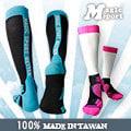 【半統壓力襪】/ 機能襪/襪子/路跑/運動襪/腿套/半統襪/預防肌肉拉傷/美肌刻 JG-008