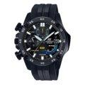 CASIO EDIFICE粗獷剛毅風格太陽能腕錶/EFR-558BP-1A