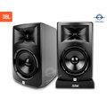 【音響世界】美國JBL - LSR308 主動式監聽喇叭八吋112瓦》附美製ProCo發燒線送進口On Stage避震墊