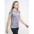 REGATTA Breakbar lll 女款 短袖透氣排汗衣 RWT130-68M 岩灰紋M、XL號