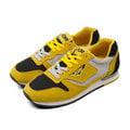 【PONY】美式復古慢跑鞋--PONY 72 系列--黃灰黑--43W1PO61YW--女