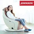 喬山JOHNSON SYNCA 小室沙發/按摩椅MR320(三色)|超長軌道‧針對久坐族紓壓