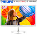 【小波電腦】PHILIPS 247E6EDAW 24型IPS-ADS寬液晶顯示器電腦螢幕