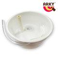 ARKY 香草與魚Herb & Fish專用盆栽皿(二入組)