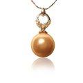☆小樂珠寶設計☆AKOYA最頂級日本天然珍珠項鍊 網路最低價 海水珠日本珠 不是淡水珠哦