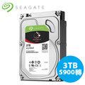 Seagate 那嘶狼 3TB 3.5吋 NAS硬碟 (ST3000VN007)
