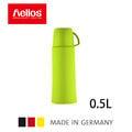 【德國Helios】等一個人咖啡保溫杯,霧面蘋果綠色保溫瓶(0.5L)5452193(象印 虎牌 膳魔師 EMSA Thermos 可參考)