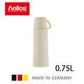 【德國Helios】等一個人咖啡保溫杯,霧面米色保溫瓶(0.75L)5453128(象印 虎牌 膳魔師 EMSA Thermos 可參考)