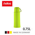 【德國Helios】等一個人咖啡保溫杯,霧面蘋果綠色保溫瓶(0.75L)5453193(象印 虎牌 膳魔師 EMSA Thermos 可參考)
