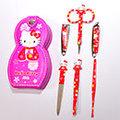 Hello Kitty Hello Kitty 修容組 指甲美容組 日本正版