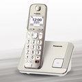 【民權橋電子】國際 Panasonic DECT數位式無線電話 KX-TGE210TWN 大按鍵 中文介面 可搭配助聽器