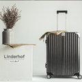 【福利品】【29吋】【林德霍夫系列】【髮絲紋】超輕防刮抗汙/鋁框箱體德國品牌NaSaDen納莎登鋁框行李箱