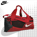 NIKE 旅行袋 VAPOR MAX AIR 紅色 三用多功能側背包 BA5478-687 MyBag得意時袋