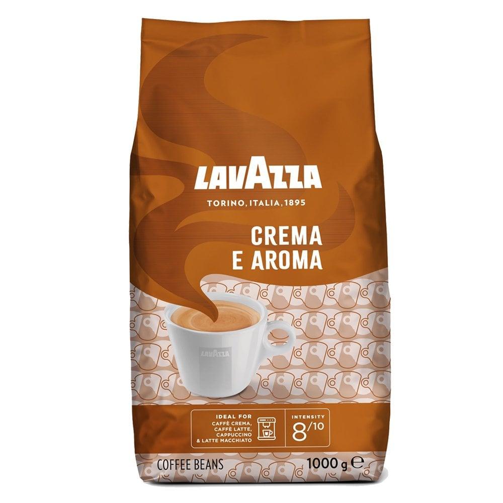 【愛油購】LAVAZZA CREMA E AROMA 金牌咖啡豆 1kg #25400