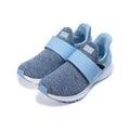 (女) PONY 限定版寬魔鬼氈休閒鞋 藍紫 女鞋 鞋全家福