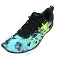 ASICS 亞瑟士 TRAINING GEL-FIT SANA (女) 訓練跑鞋 亞瑟膠 S652N-9039 (黑/藍綠漸層)[陽光樂活]