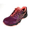 ASICS 亞瑟士GEL-SONOMA 3 女 防水GORE-TEX-輕量 越野 慢跑鞋 T777N-3290(紫/橘紅)