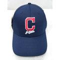 新莊新太陽 MLB 美國職棒 大聯盟 5732016-580 克里夫蘭 印第安人 棒球帽 球迷帽 深藍 可調式 特450