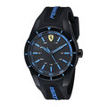 Ferrari 法拉利手錶 0830247 黑藍素面基本款