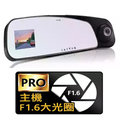 (送16G+原廠濾鏡) Mio MiVue R60 Sony感光元件 後視鏡 行車記錄器 支援 GPS 另 R58 HP F770