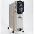 【嘉儀】12葉片 電子式 恆溫 電暖爐 KED-512T / KED512T 贈可愛收納線扣 (免運費)