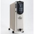 【嘉儀】10葉片 電子式 恆溫 電暖爐 KED-510T / KED510T 贈可愛收納線扣 (免運費)