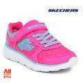【Skechers】【全方位運動戶外館】童款休閒鞋 GO RUN 400-粉紅色 (81358LNPAQ)